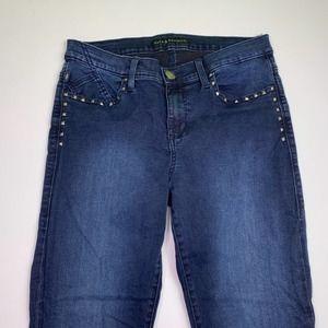 Rock & Republic Berlin dark wash stretchy jeans